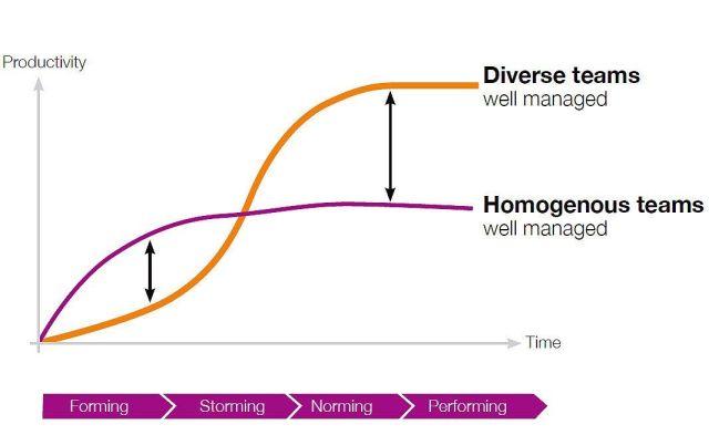 Benefícios de Uma Empresa com Diversidade