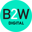 Logo B2W Digital